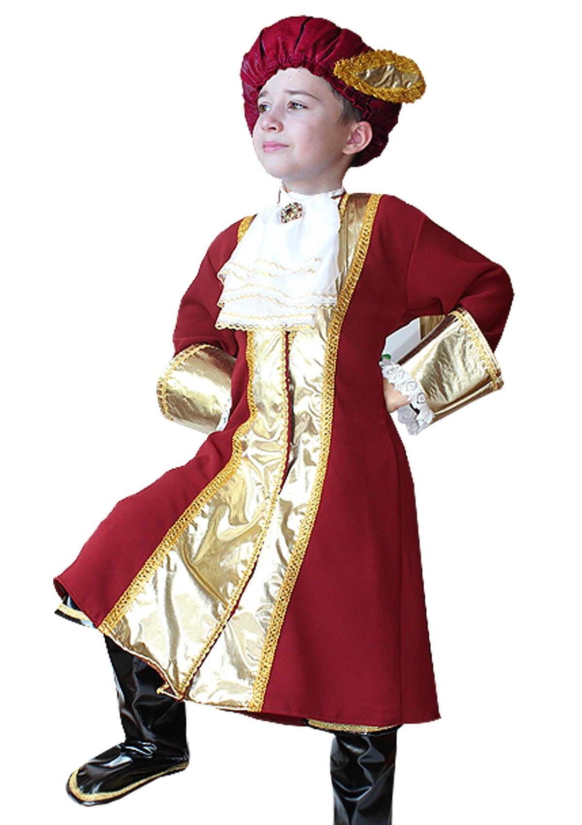 Как сшить карнавальный костюм для мальчика своими руками - photo#1