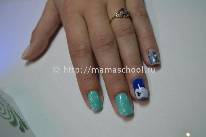 Дизайн ногтей в домашних условиях своими руками