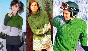 новогодние свитера