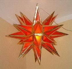 Моравская звезда нагрудный знак герб россии